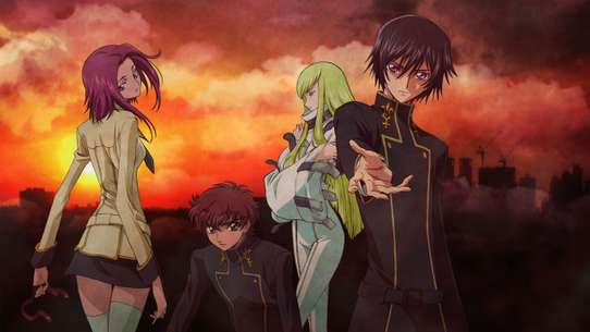 Geass vs. Geass