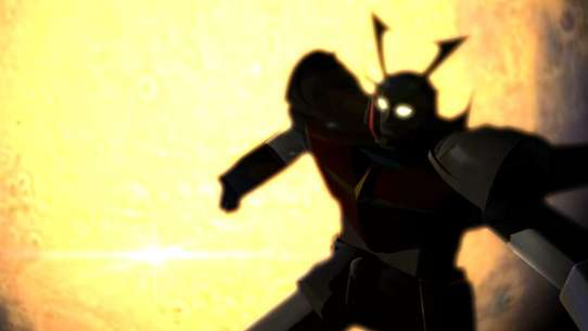 Invincible Steel Man Daitarn 3