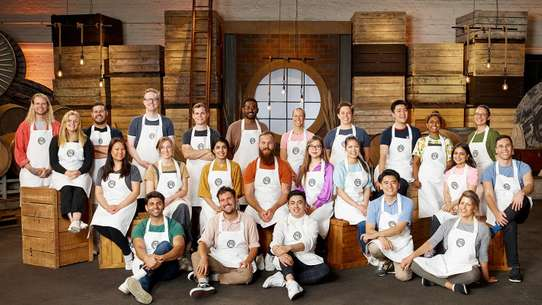 MasterChef 2014 Semi Final